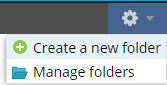 Add Agents and Collections to a folder_Image1