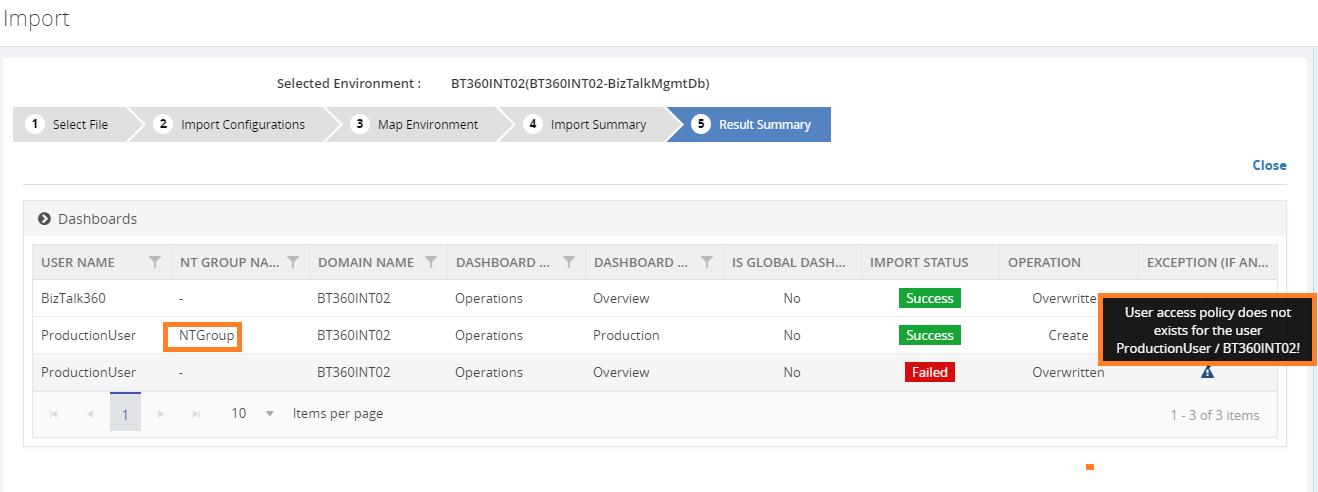 BizTalk360-Import-Dashboards-Result-Summary.png
