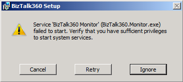 BizTalk360-Installation-Standalone-Insufficient-Privileges.png