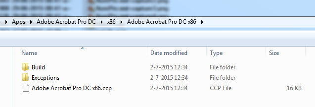 Adobe Acrobat Pro DC - Applications