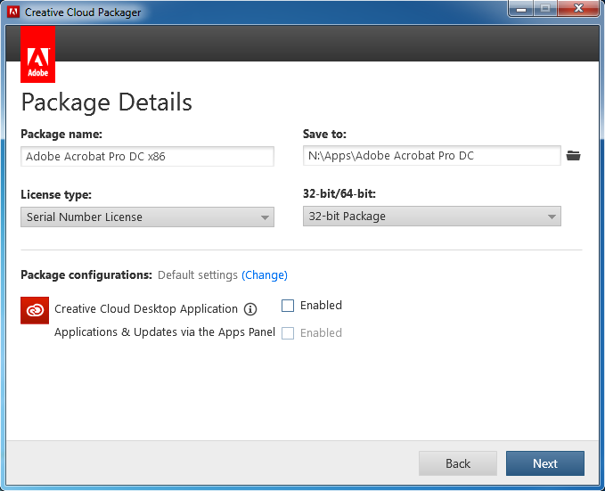 Adobe Acrobat Pro DC - Applications
