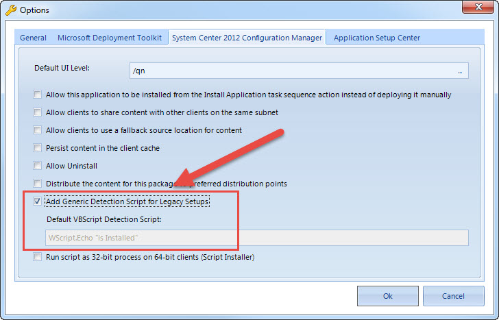 Detection methods - Configuration Manager