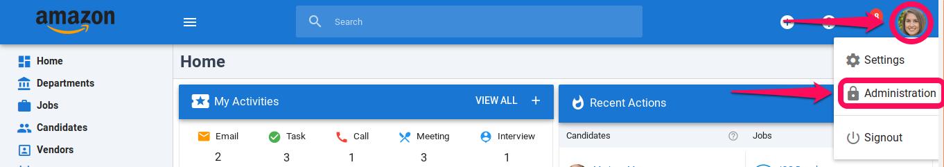 Invite new users1