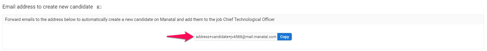 Receive Job Board Applications directly in Manatal 5