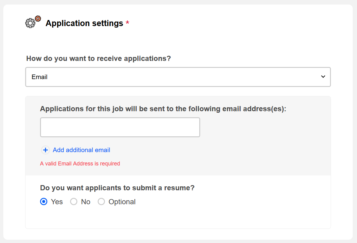 Receive Job Boards Applications directly in Manatal 15