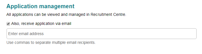 Receive Job Boards Applications directly in Manatal 16