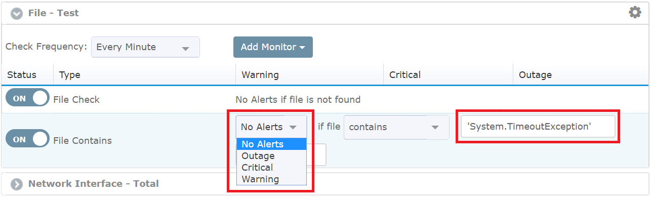 How to Monitor Files in Retrace