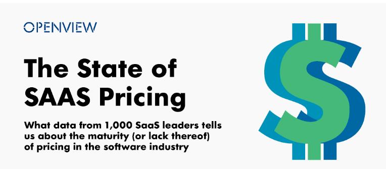 saas pricing