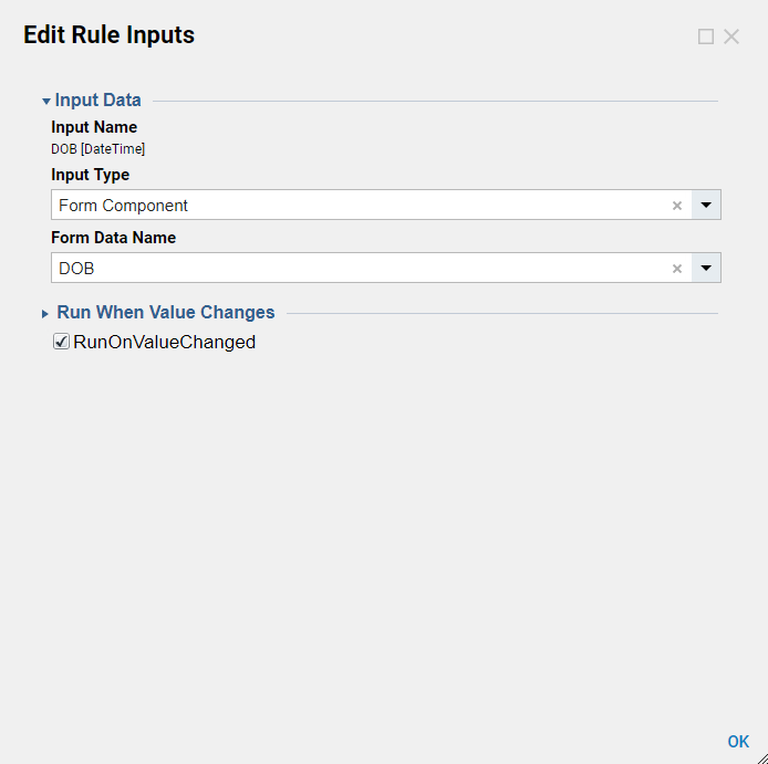 Applying a Form Validation Rule - Validation & Visibility