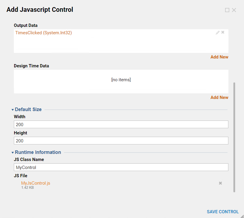 Creating JavaScript Form Controls - Form Controls