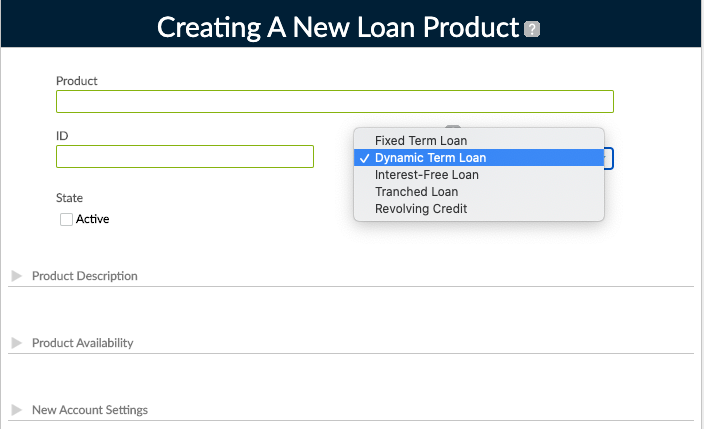 Select the Payments Method