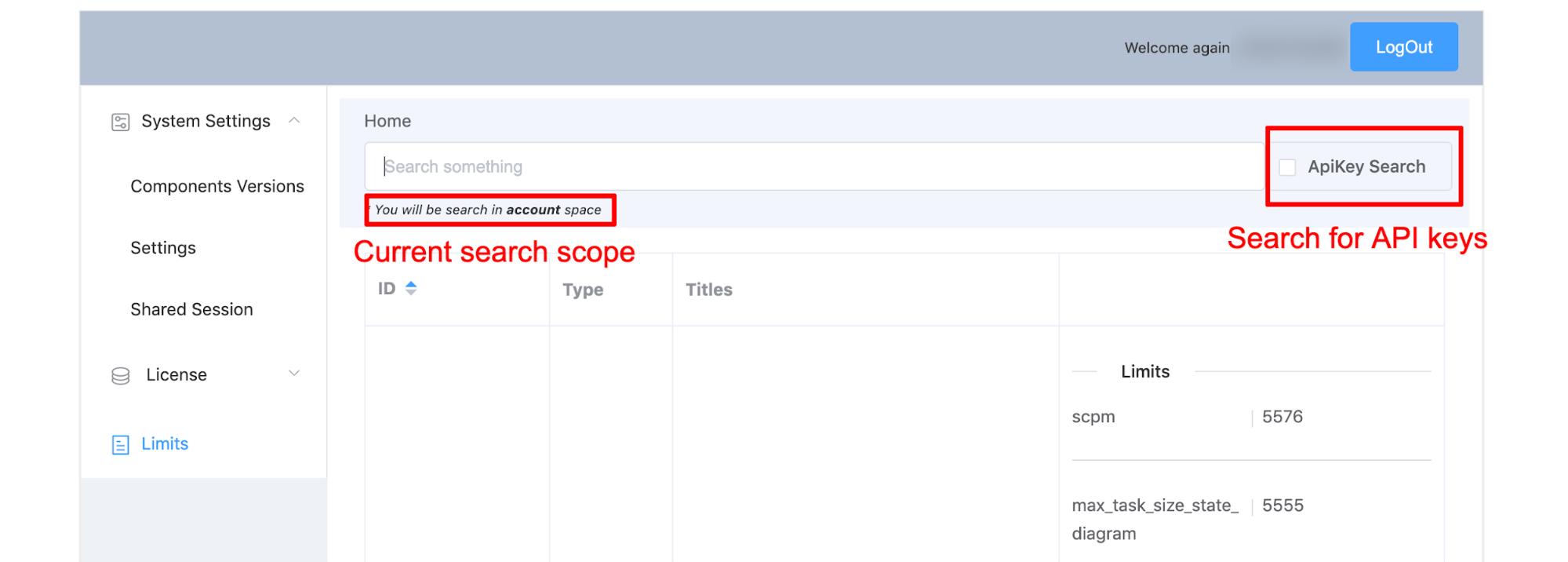APIkey-search