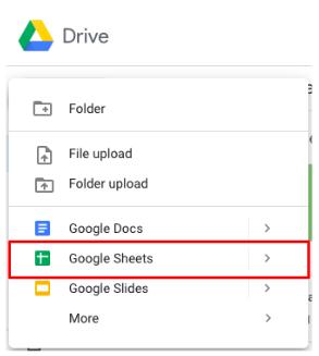 create-new-google-sheet