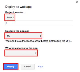 deploy-as-web-app-settings