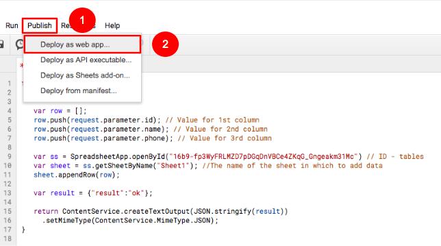 deploy-google-appscript-as-web-app