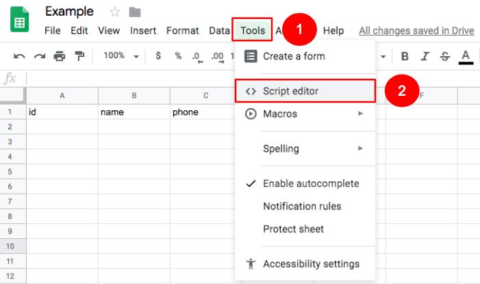 go-to-script-editor