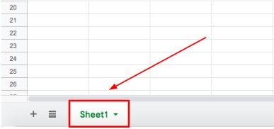 google-sheets-name