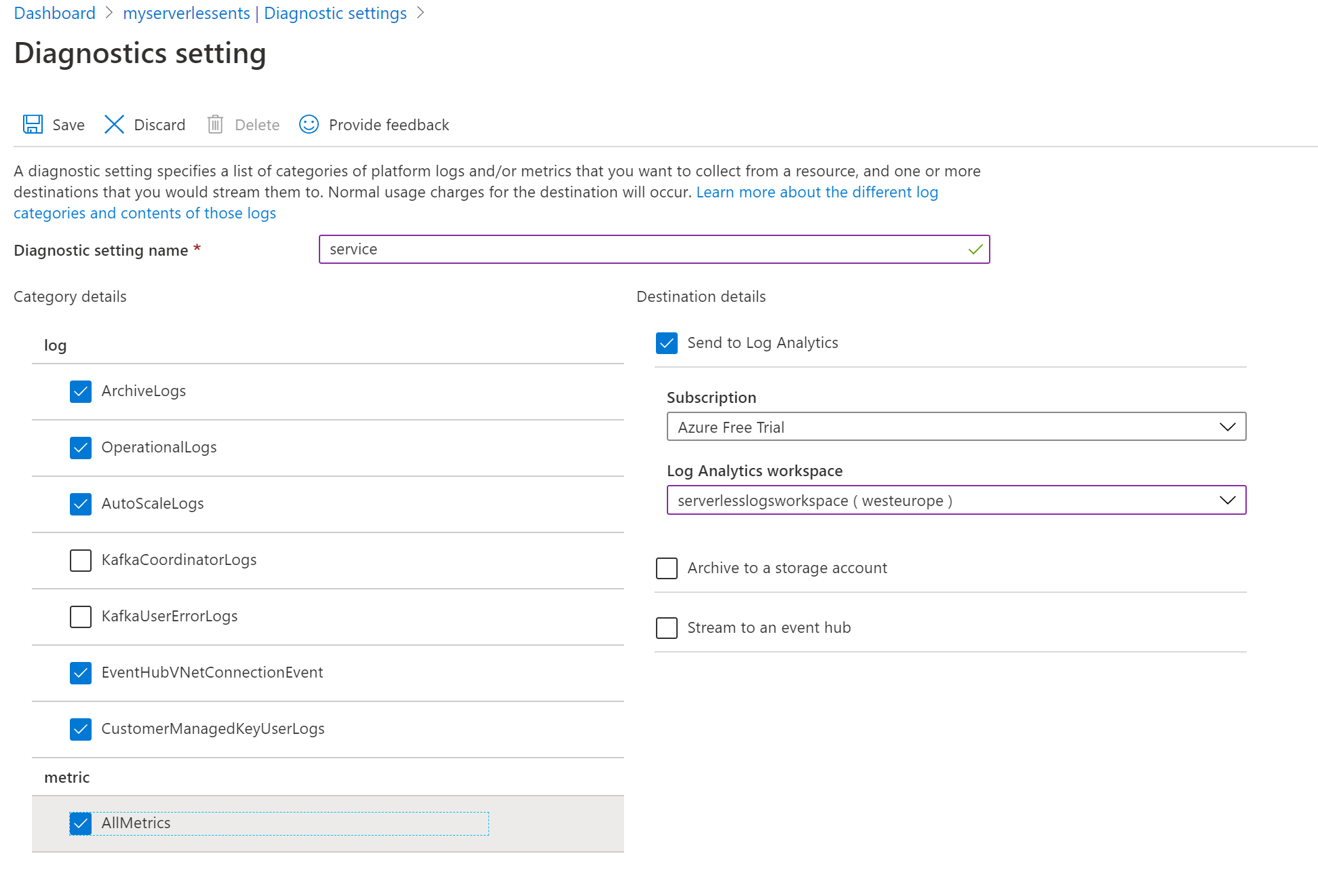 Azure Event Hub Tip 7 - Picture 1