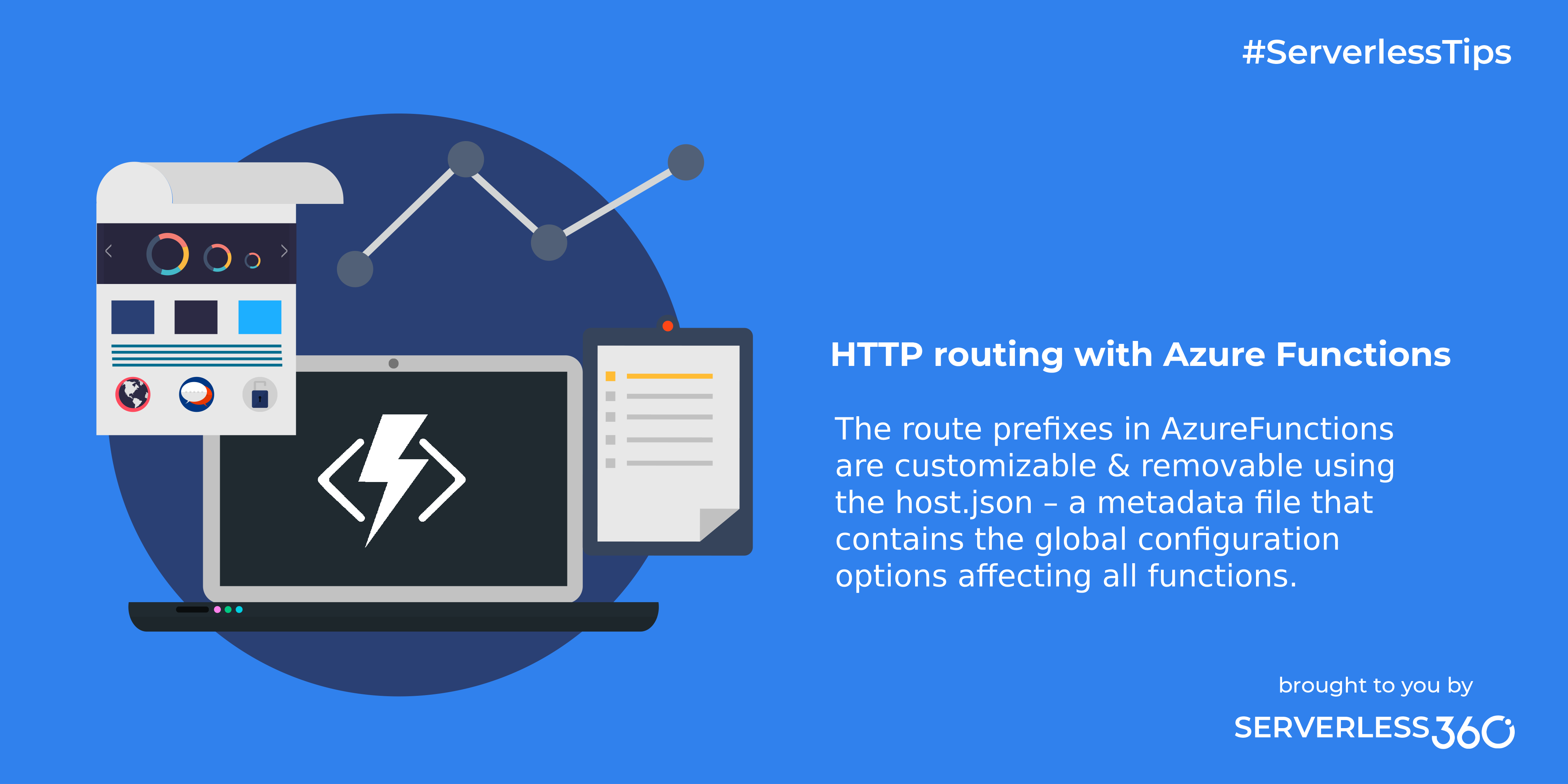 HTTP routing with Azure Functions - Azure Functions